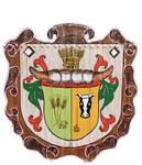 Wappen der Mühle von Klein Quenstedt, Ortsteil von Halberstadt