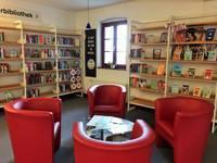 Ein gemütlicher Bereich zum Lesen, Lernen und Entspannen für Euch [(c) Stefanie Zilz]