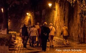 Romantischer Abendspaziergang mit Harzer Gaumenfreuden