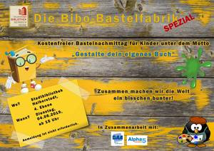 "Die ""Bibo-Bastelfabrik"""
