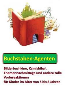 Buchstaben-Agenten
