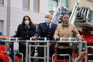 (c) Stadt Halberstadt/Pressestelle Feuerwehr/Chris Buchold