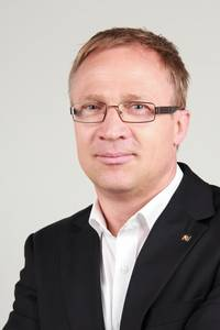 Oberbürgermeister Andreas Henke
