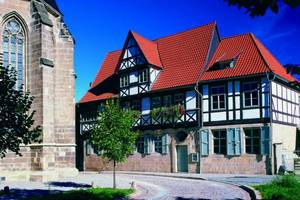Das Gleimhaus in Halberstadt