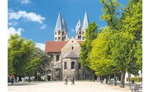 Liebfrauenkirche [(c): Jeannette Schroeder] ©Jeannette Schroeder