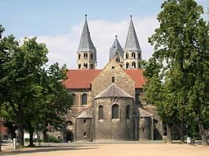 Die Liebfrauenkirche von Halberstadt