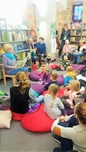 Lesezwerge - Vorlesestunde für die Allerkleinsten mit Margit Langer [(c): Stadt Halberstadt]