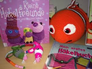 """Kreativnachmittag """"Häkeln & Stricken"""" für Kids"""
