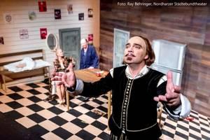 Blick hinter die Theaterkulissen des Nordharzer Städtebundtheaters