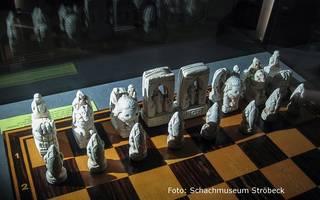 [(c): Kathrin Balzer, Schachmuseum Ströbeck] ©Kathrin Balzer, Schachmuseum Ströbeck