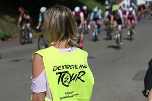 Deutschland Tour in Halberstadt ©Gesellschaft zur Förderung des Radsports mbH