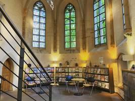 [(c): Stadtbibliothek Heinrich Heine]