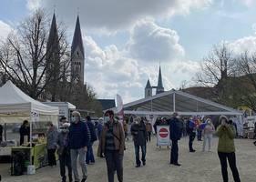 Marktplatz On Tour in Halberstadt [(c): Stadtmarketing/Öffentlichkeitsarbeit]