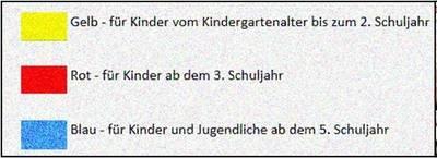 farbige Signaturen der Bücher [(c) Stadt Halberstadt]