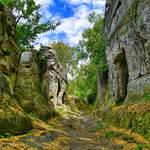 Weg Höhlenwohnungen [(c) Stefan Herfurth]