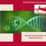 Aktuelle Informationen der Stadtverwaltung [(c) Stadt Halberstadt, Neue Medien]
