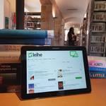 Bibliothek Onleihe [(c) Stadt Halberstadt/Stadtbibliothek]