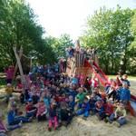 Kinder der KITA Waldblick II