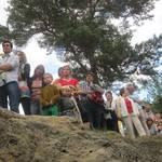 Publikum am Belvedere - Foto: Jeannette Schroeder