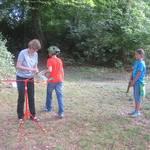 Alte Kinderspiele leben durch das Gleimhaus wieder neu auf - Foto: Jeannette Schroeder
