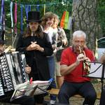 Junge Musikanten -  Foto: Ute Huch