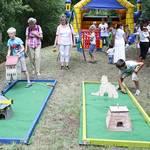 Spiel und Spass in der Lindenallee - Foto: Ute Huch