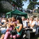 Tolles Publikum am Belvedere - Foto: Ute Huch