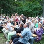 Begeistertes Publikum an der Eremitage - Foto: Ute Huch