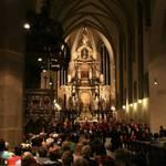 Nacht der Kirchen 2015 in Halberstadt, Katharinenkirche - Foto: Peter Windhövel