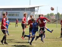 Partnerstädte-Jubiläum mit Mini-Fußball-WM in Halberstadt