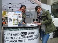 Das ALFA-Mobil zu Gast in Halberstadt