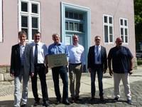 tti-GmbH Wiedereröffnung