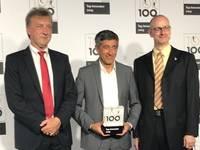 Nanostone GmbH Halberstadt mit TOP 100-Siegel ausgezeichnet