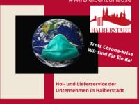 27.03.2020 - Hol- und Lieferservice der Unternehmen in Halberstadt