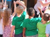 230 Kinder in der Notbetreuung