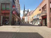 Innenstadt Halberstadt