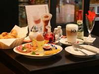 Cafe Bistro Latte