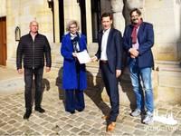Zusammenarbeit zwischen der Stadt Halberstadt und der Roland-Initiative besiegelt