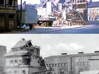 """Zerstörung und Auferstehung - Halberstadt in Licht und Schatten Sonderausstellung in der Ausstellungsscheune """"Schraube-Museum. Wohnkultur um 1900"""" Voigtei 48"""