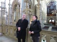 Friedrich Schorlemmer besuchte Dom und Gleimhaus