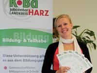 Zuschuss zum Schulbedarf für das zweite Schulhalbjahr kann jetzt bei der KoBa Harz beantragt werden