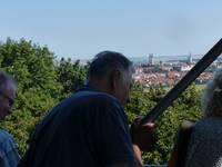 Bismarkturm Ausblick