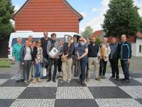 Internationale Exkursionsgruppe entdeckt Netzwerk der Kulturdörfer in Ströbeck