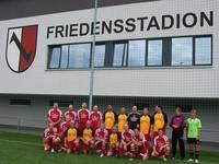 Fußball-Freundschaftsspiel: Team aus dem Wirtschaftsministerium gewann 7:2