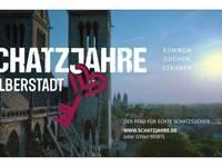 #Schatzjahre in Halberstadt