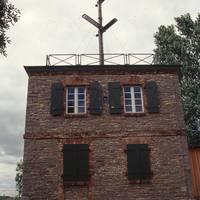 Neuwegersleben Station 18 Juli 2003, Wilfried Lassak