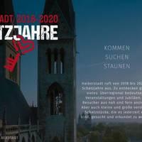KOMMEN, SUCHEN, STAUNEN – Halberstadt ruft Schatzjahre aus