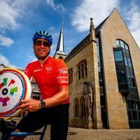 Halberstadt wird erstes Ziel der Profis – Fans der gesamten Region Harz feiern das Fahrrad