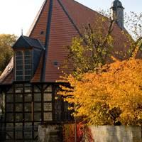 Fachwerkkirche [(c) U. Schrader]
