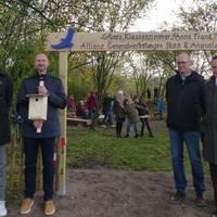 """Grundschule Anne Frank hat ein neues """"Grünes Klassenzimmer"""""""